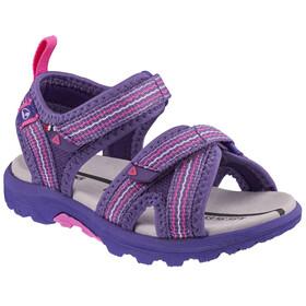 Viking Footwear Loppa Sandals Children purple